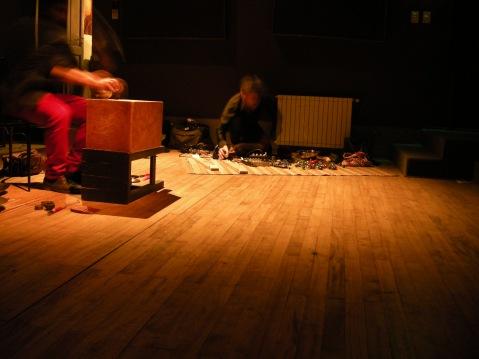 UF Instantes Sonoros en Domus Artis